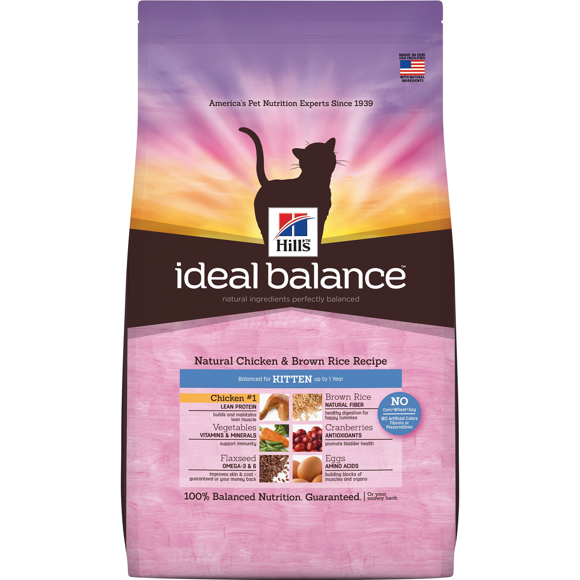 Hills Ideal Balance Grain Free Cat Dry