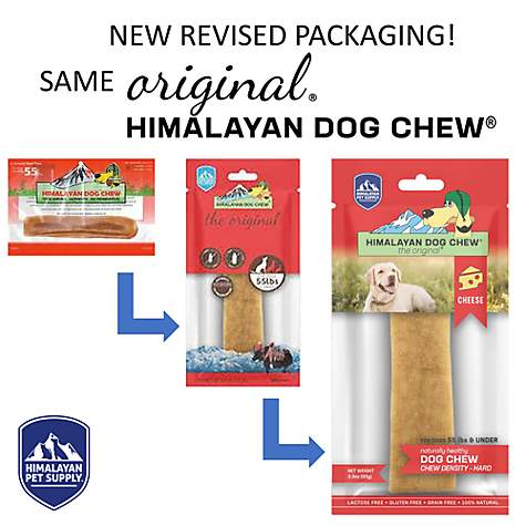 Himalayan Dog Chew For Dogs 35 55 Lbs Large