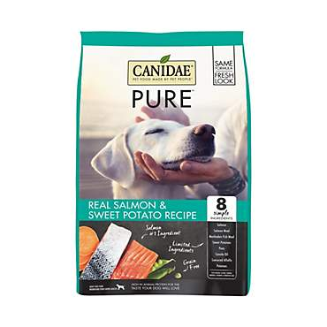 CANIDAE PURE Sea Formula with Fresh Salmon Dry Dog Food
