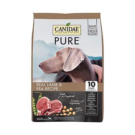 Free dry dog food samples