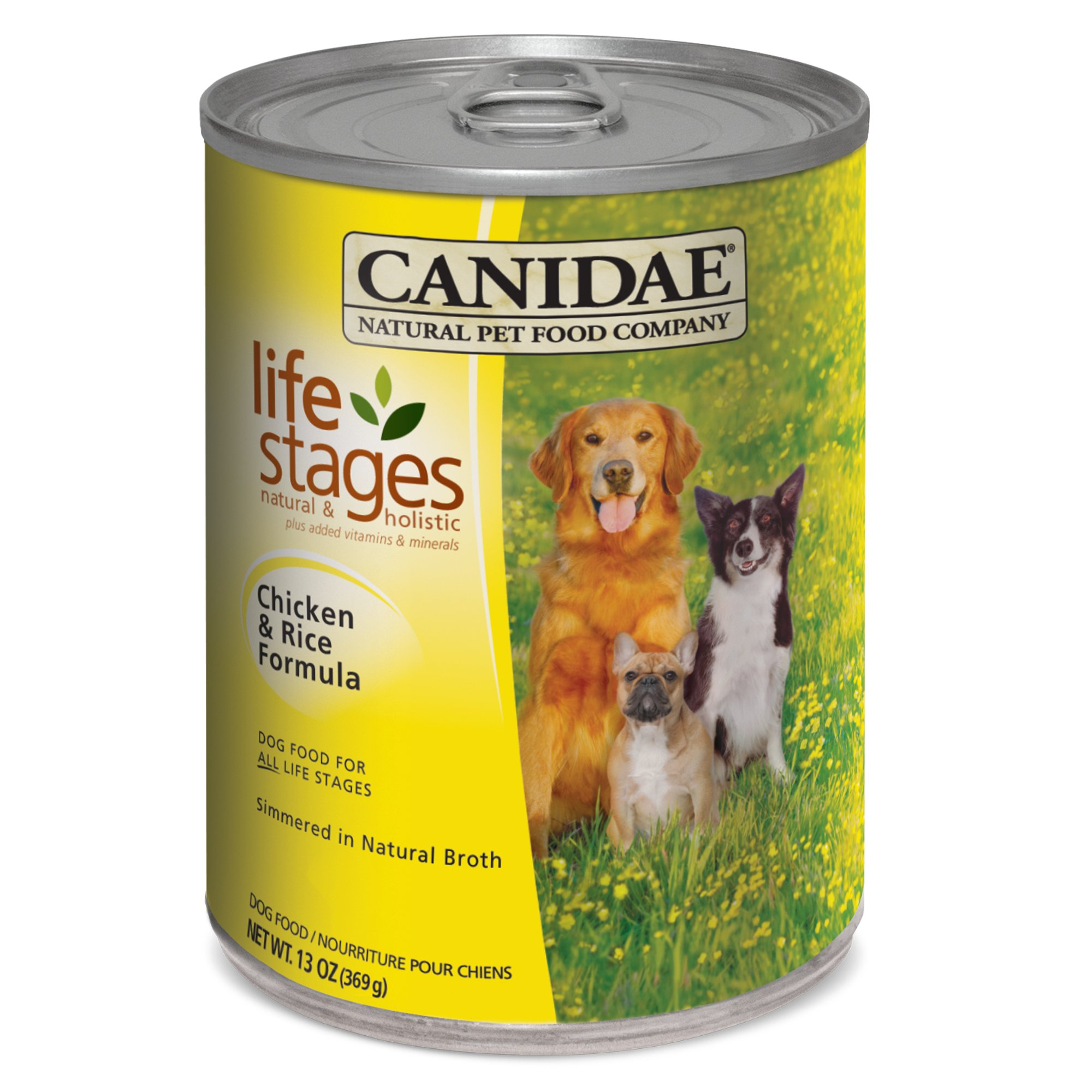 Canidae Chicken And Rice Dog Food
