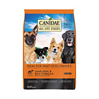 CANIDAE All Life Stages Lamb Meal & Rice Formula Dog Food