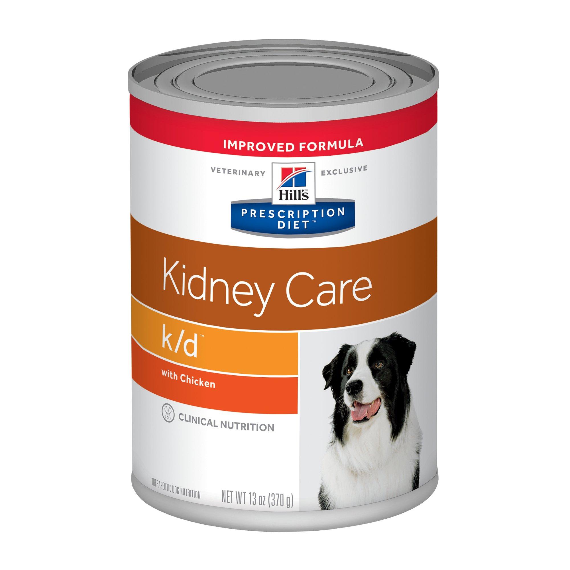 Hill's Prescription Diet K/d Kidney Care With Chicken