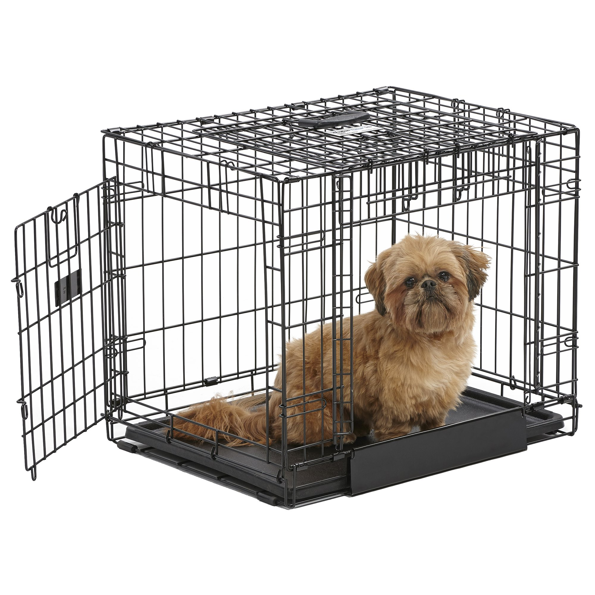 We carry a variety of small to large dog crate covers designed for You & Me and Precision Pet. If you're buying a crate or dog kennel cover for another manufacturer, be sure to measure the outside dimensions to confirm you're purchasing the right size cover.