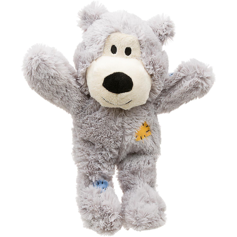 KONG Wild Knots Bear Dog Tug Toy | Petco