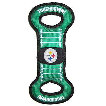 Pets First Pittsburgh Steelers Field Toy For Dogs
