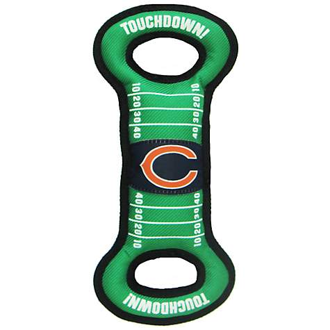 Pets First Chicago Bears Field Toy For Dogs