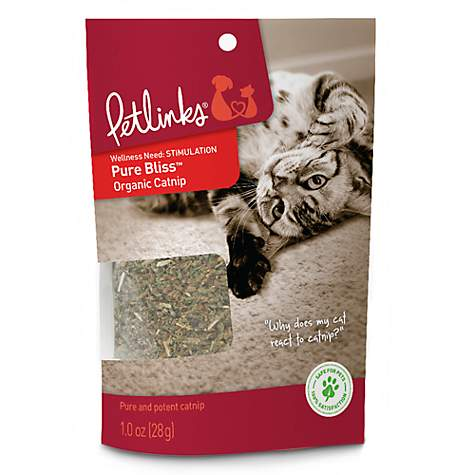 Petlinks System Pure Bliss Certified Organic Catnip