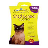 FURminator Cat Shed Control Cloths
