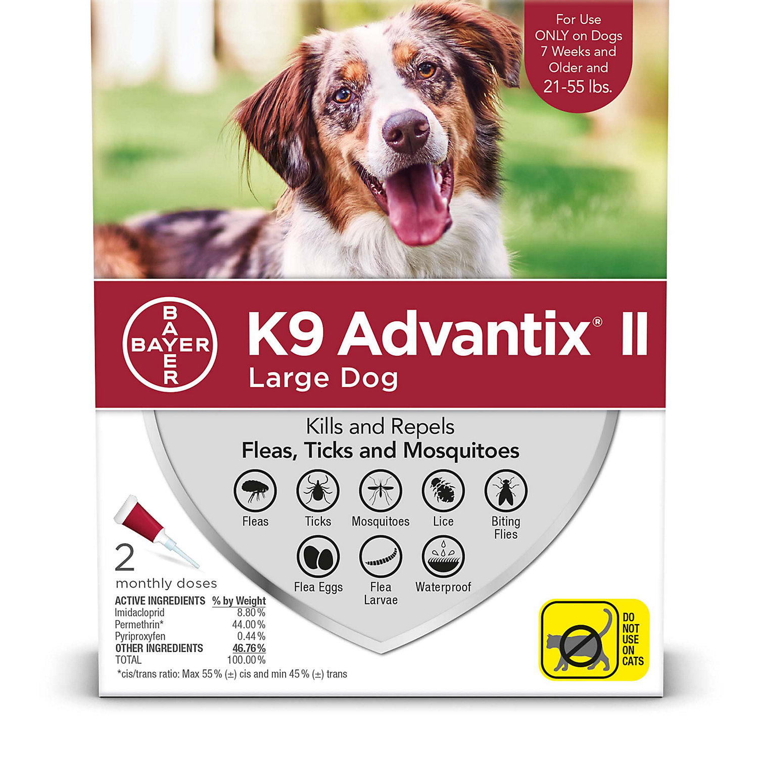 Advantix Small Dogs And Puppies