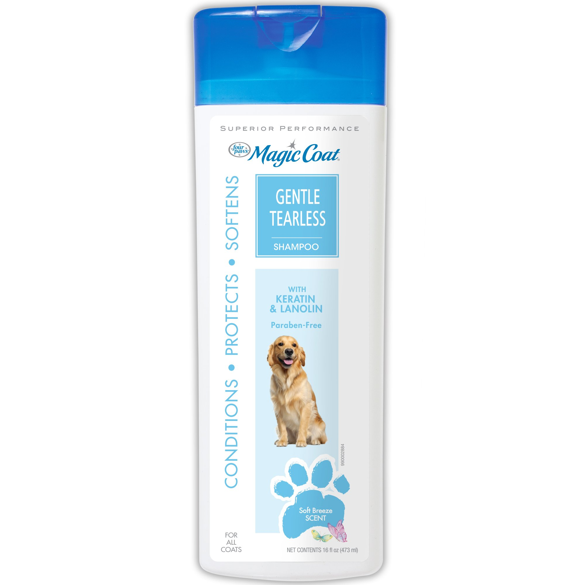Four Paws Magic Coat Gentle Tearless Dog Shampoo