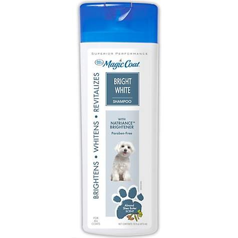 Magic Coat Bright White Dog Shampoo