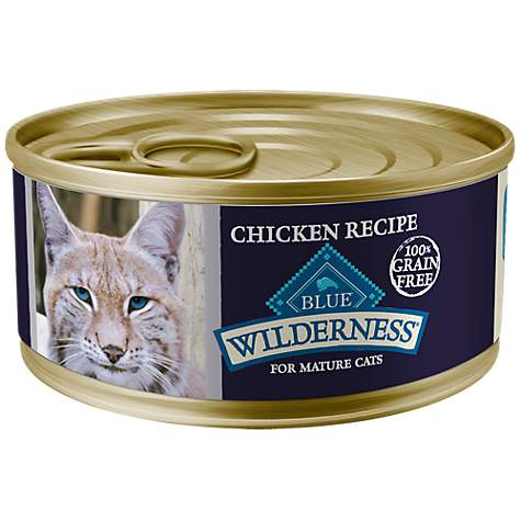 Blue buffalo blue wilderness mature chicken recipe wet cat food petco blue buffalo blue wilderness mature chicken recipe wet cat food forumfinder Images