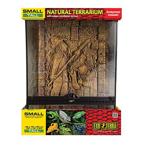Exo Terra Mayan Reptile Habitat Petco