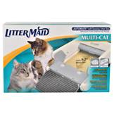 LitterMaid Multi-Cat Automatic Self-Cleaning Litter Box  sc 1 st  Petco & Self Cleaning Litter Boxes | Automatic Cat Litter Boxes | Petco Aboutintivar.Com