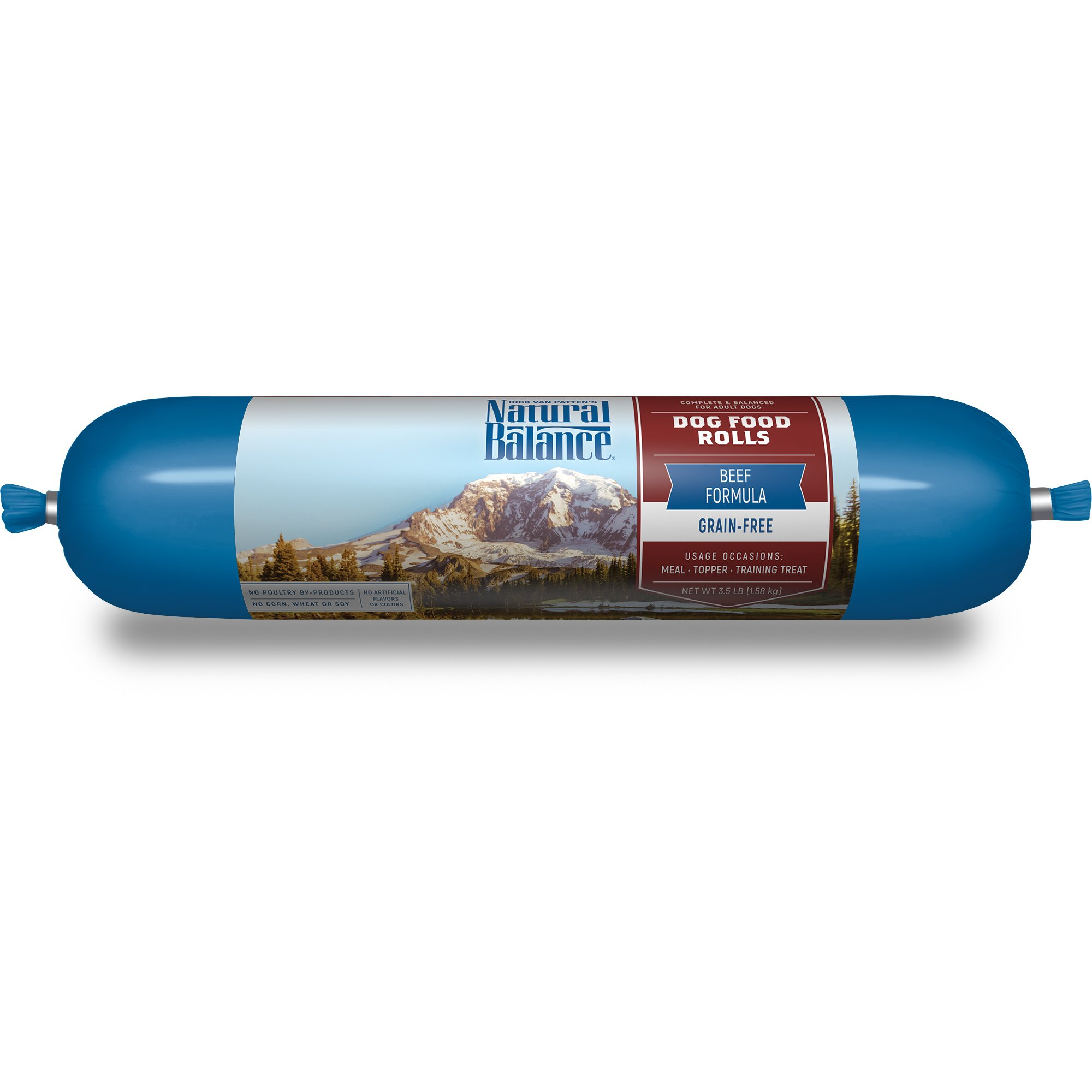 Natural Balance Beef Formula Dog Food Rolls Petco