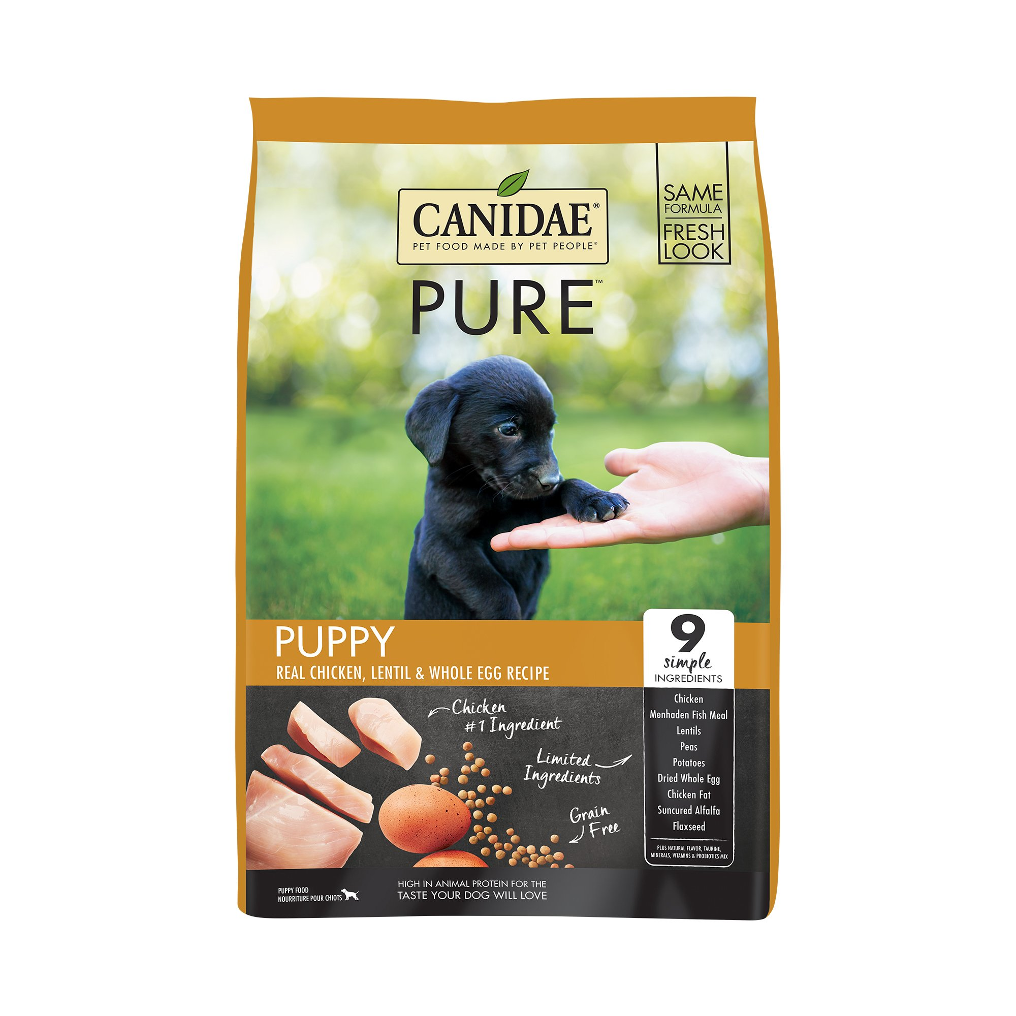 Top Puppy Food Petco