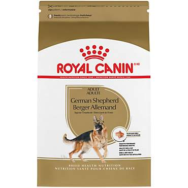 Royal Canin Breed Health Nutrition German Shepherd Adult Dry Dog Food