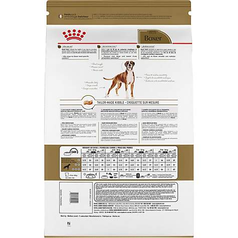 Royal Canin Breed Health Nutrition Boxer Adult Dry Dog Food, 30 lbs