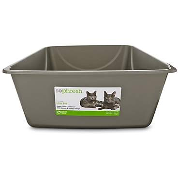 So Phresh Open Litter Box
