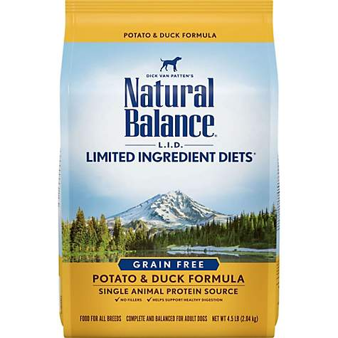 Natural Balance Dog Food Lowest Price
