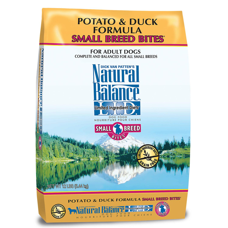 Duck Van Patten Dog Food