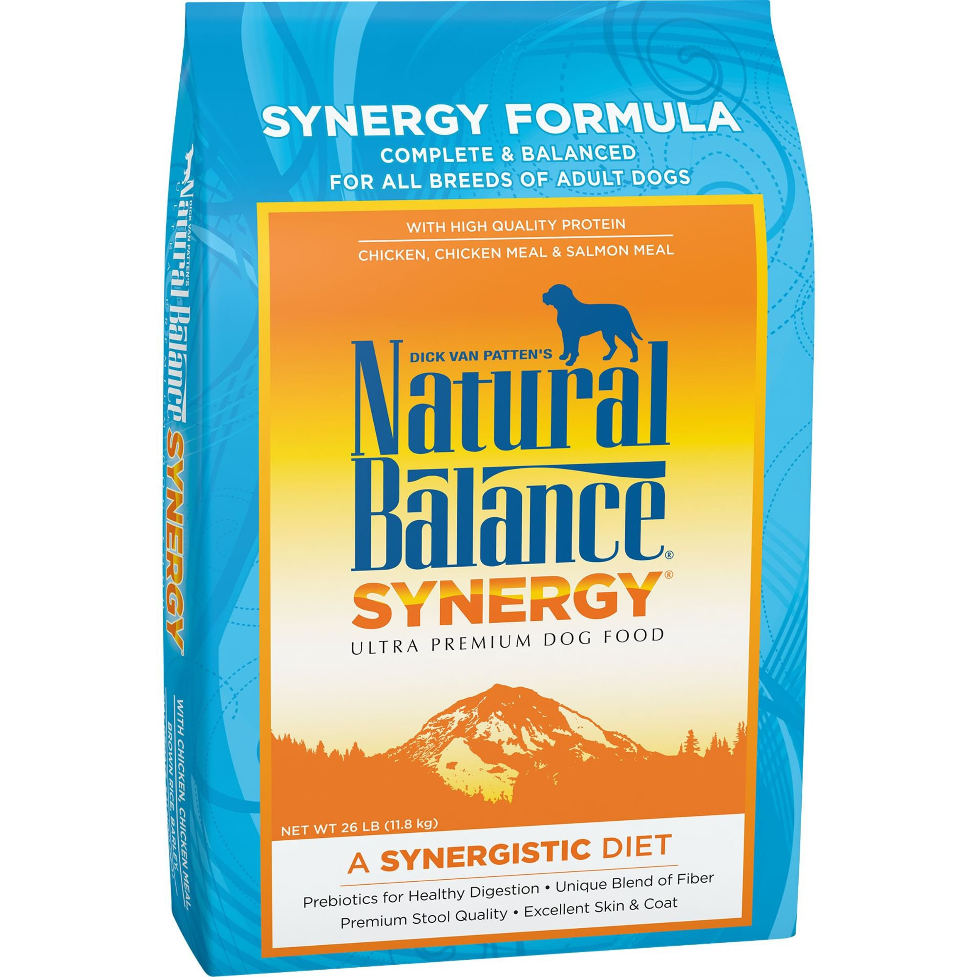 Natural Balance Synergy Ultra Premium Dry Dog Food Petco