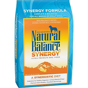 Natural Balance Synergy Ultra Premium Dry Dog Food