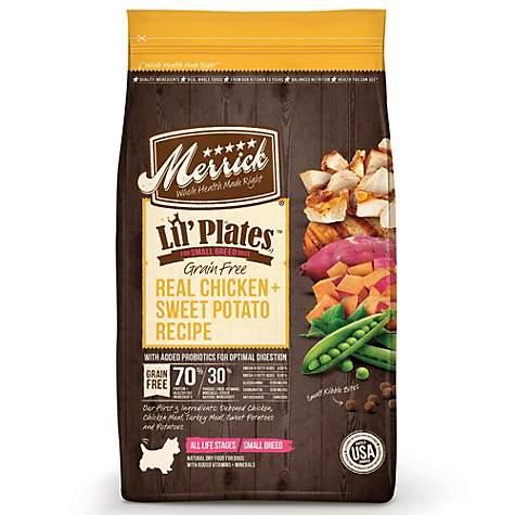 Merrick Lil Plates Dog Food