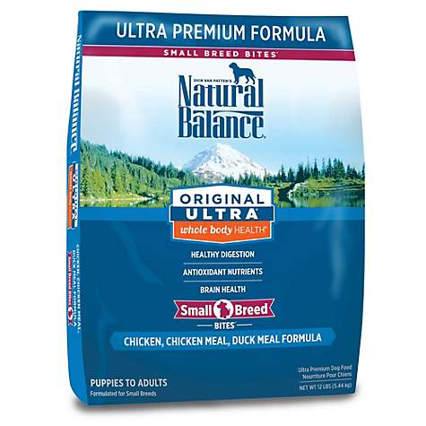 Natural Balance Dog Food Large Breed