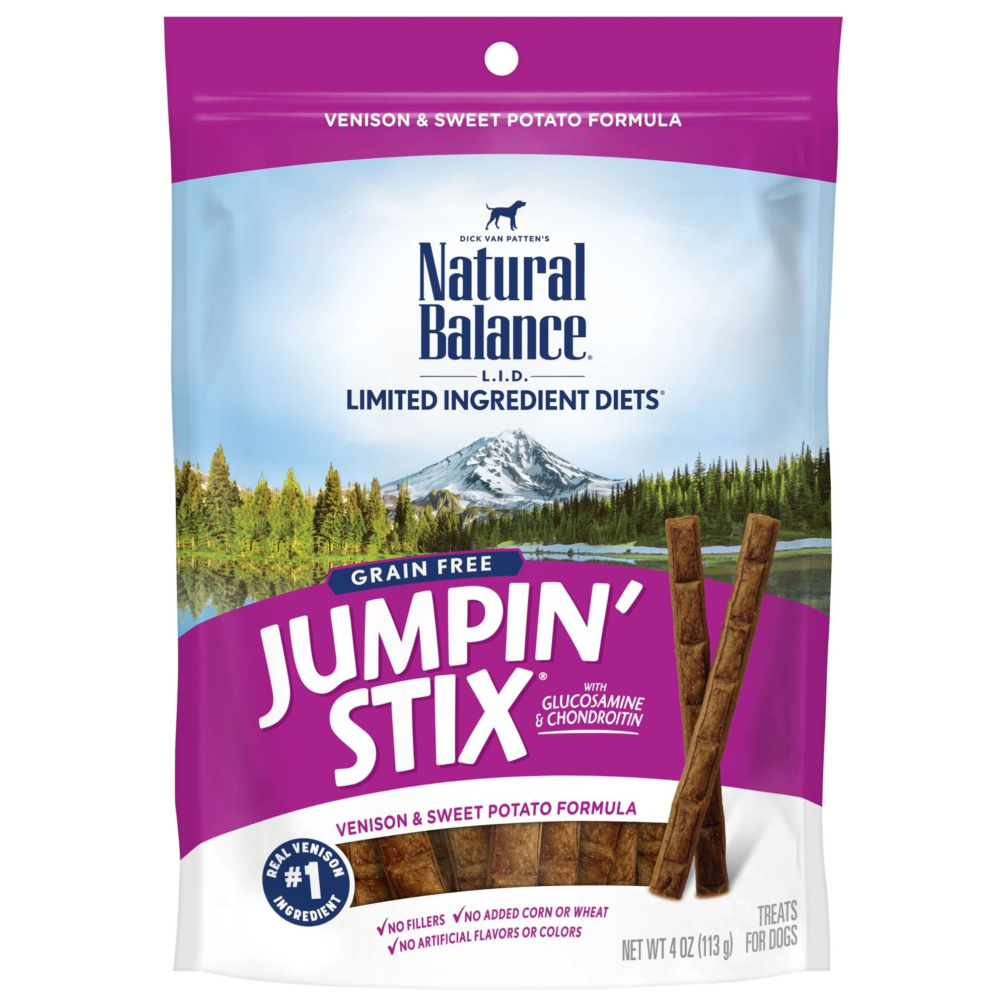 Natural Balance L I D Limited Ingredient Diets Sweet Potato