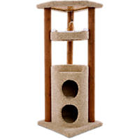 You & Me Cat Multi-Level Play Center, 48' H