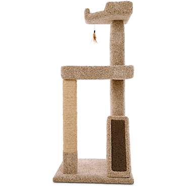 You & Me Cat Scratcher Playground