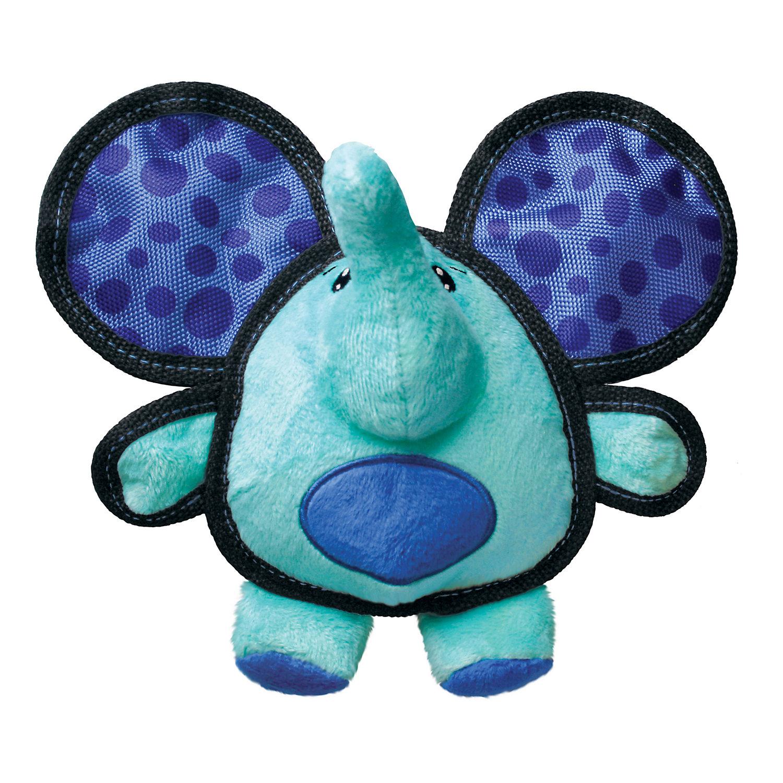 Kong Ballistic Ears Elephant Dog Toy