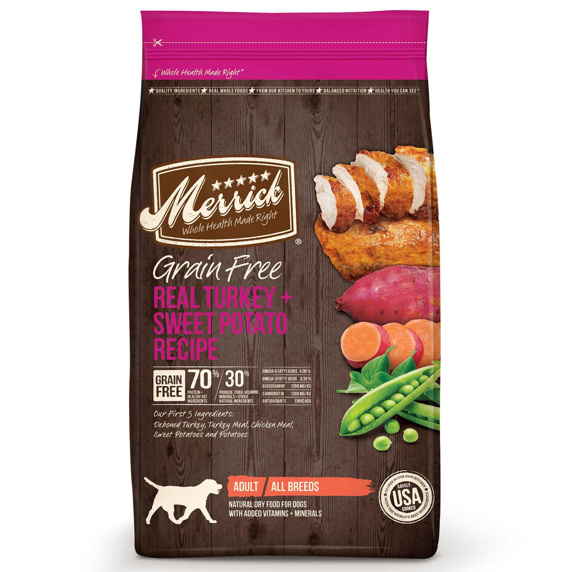 Petco Merrick Grain Free Dog Food