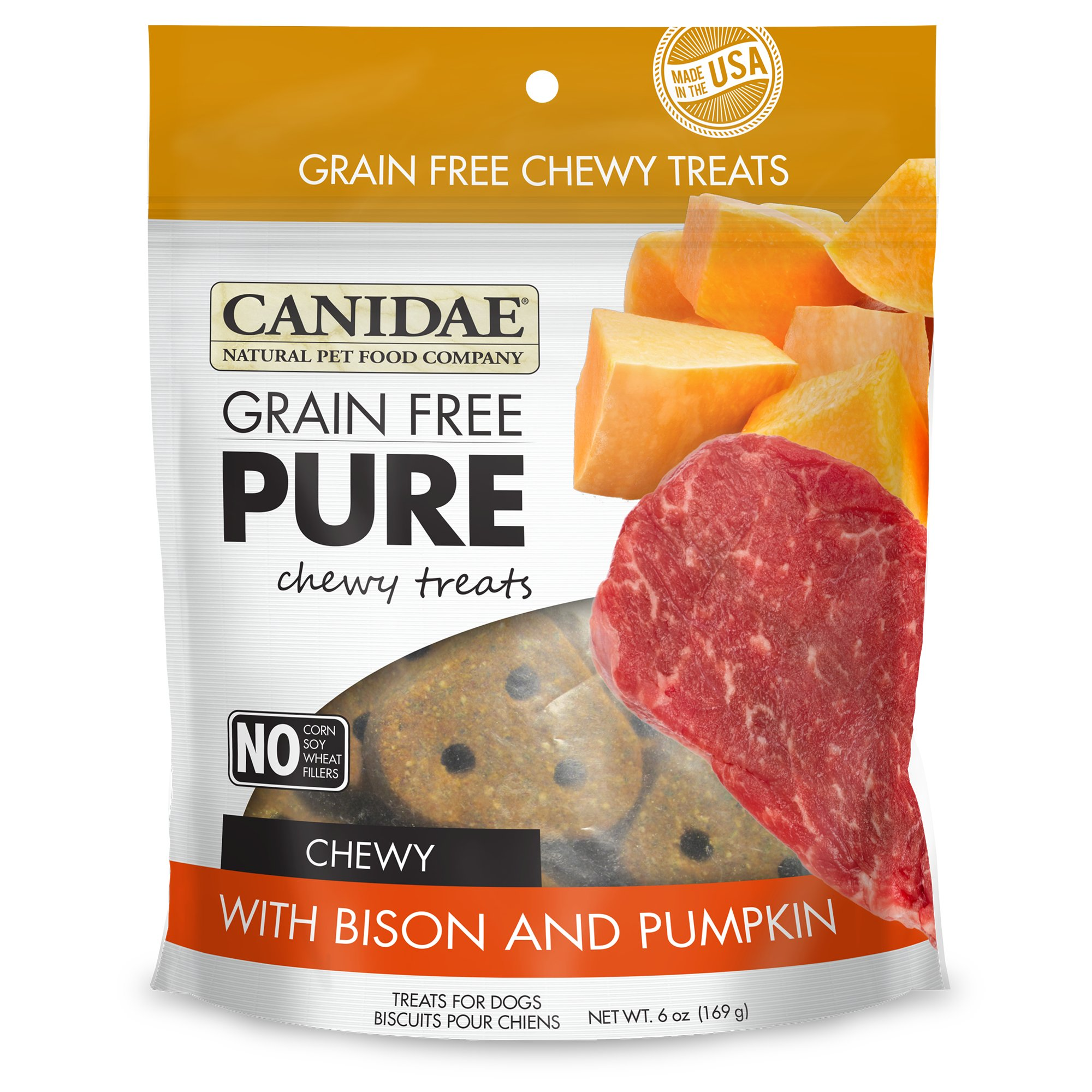 Bison Grain Free Dog Food