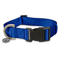 Good2Go Adjustable Blue Nylon Dog Collar