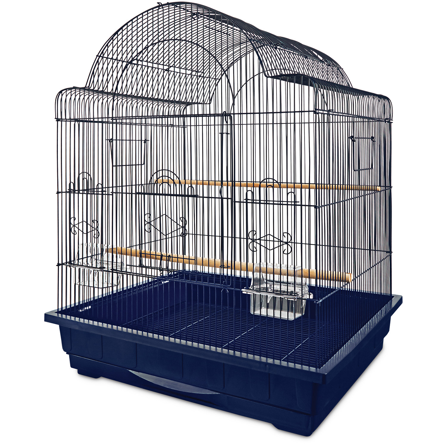 You & Me Parrot Open Top Cage, 24.8 In
