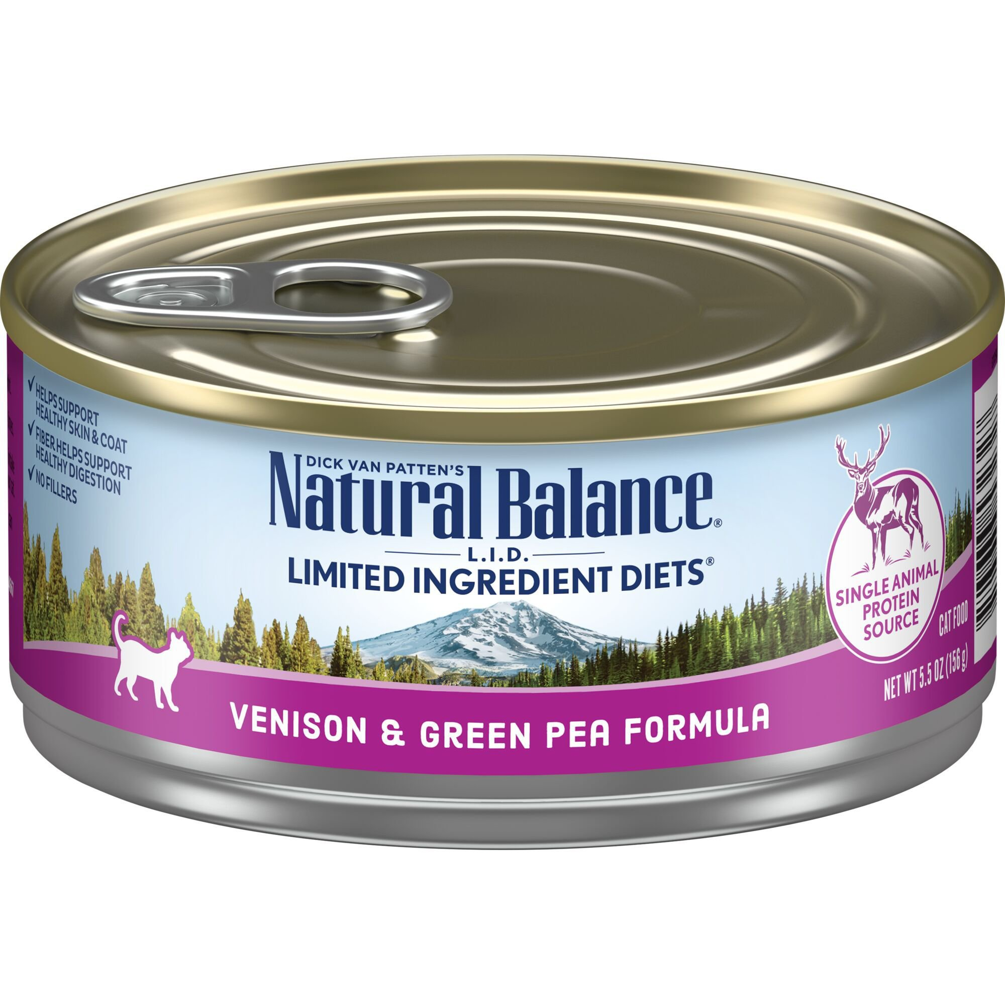 Natural Balance Limited Ingredient Wet Cat Food