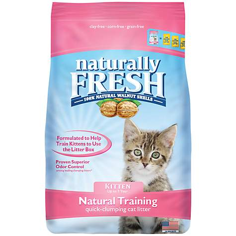 Blue Buffalo Blue Naturally Fresh Natural Training Formula For Kittens Cat Litter