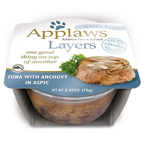 Applaws Tuna with Anchovy Layers Grain Free Cat Food