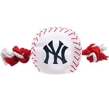 Pets First MLB New York Yankees Baseball Toy