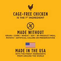 Nature's Variety Instinct Raw Boost Cat Food Chicken Mixers