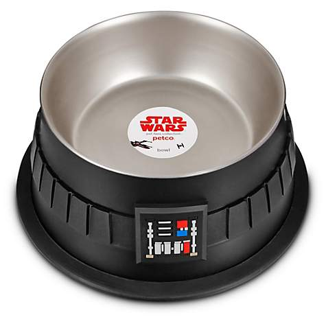 Star Wars Darth Vader Stainless Steel Dog Bowl