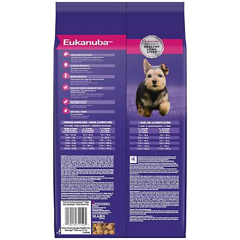 Eukanuba Small Breed Puppy Food Petco