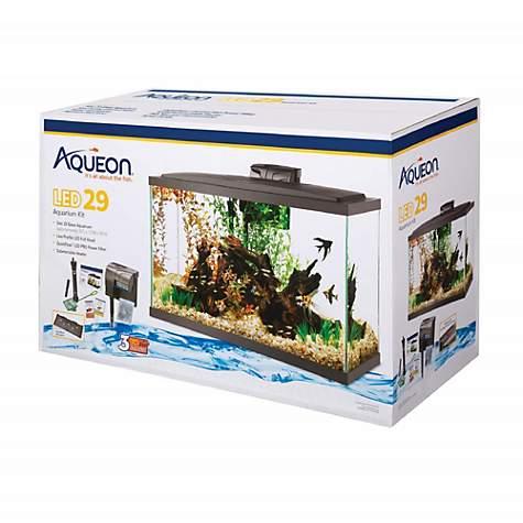 Aqueon LED 29 Gallon Aquarium Kit | Petco