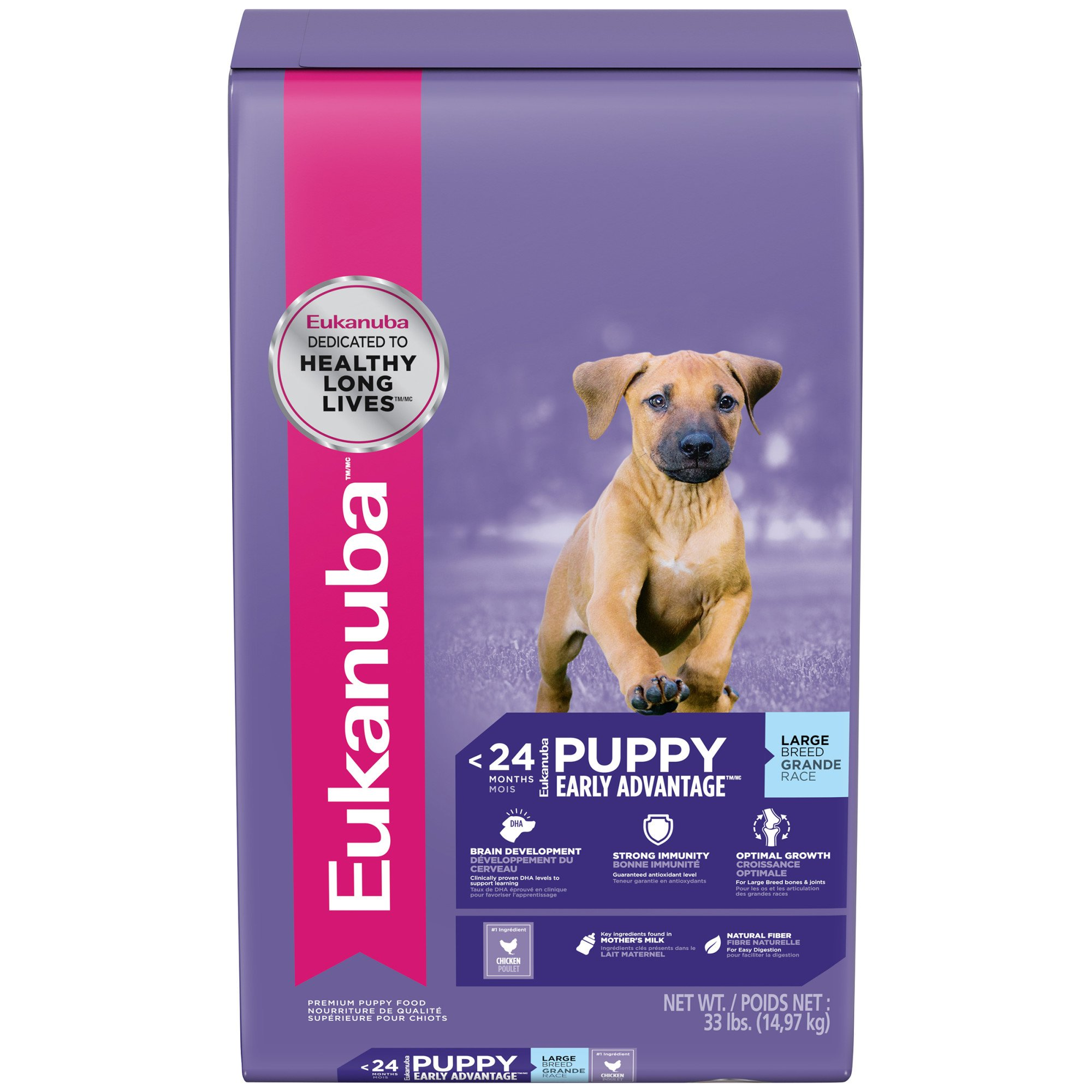 Eukanuba Large Breed Puppy Food | Petco