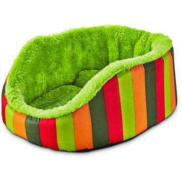 You & Me Small Animal Small Cuddle Cup in Stripes
