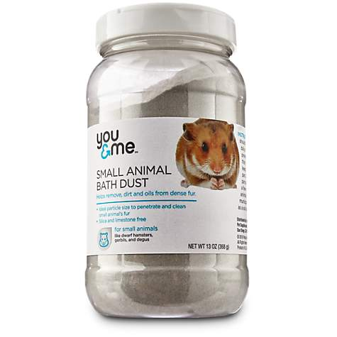 You & Me Small Animal Bath Dust