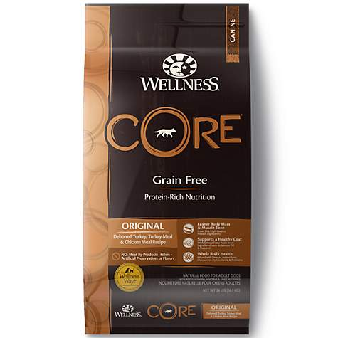 core dog food